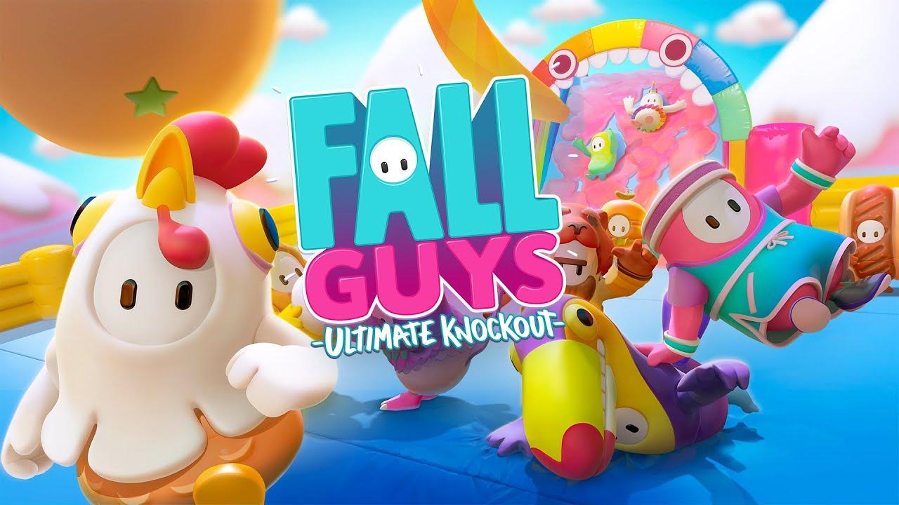 Fall Guys 🎉