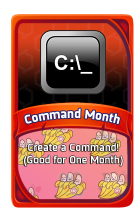 Command Month