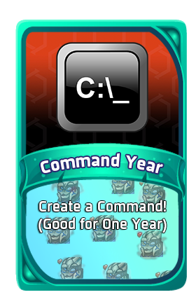Command Year